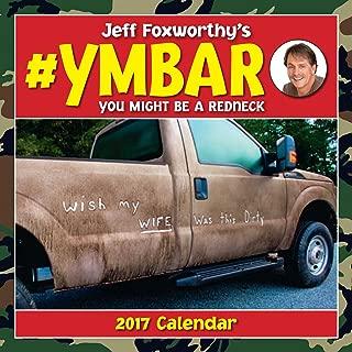 Jeff Foxworthy's #YMBAR 2017 Wall Calendar