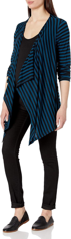 Three trend rank Seasons Maternity Women's Dra Stripe Sleeve 25% OFF Long