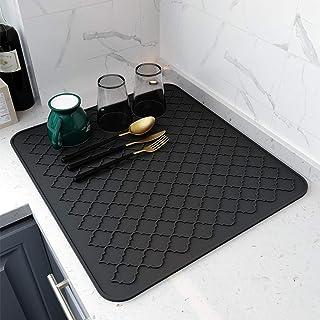 """تشک خشک کن مخصوص آشپزخانه ، سازگار با محیط زیست ، حصیر مقاوم در برابر حرارت 16 """"x 18"""""""