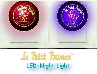 Le Petit Prince Photosensor LED Night Light by Lumitusi (Le Petit Prince x 1pc + Fox x 1pc)