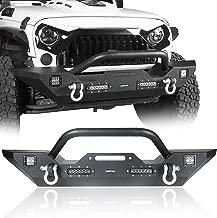 Best jeep wrangler sahara front bumper Reviews