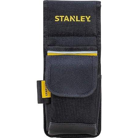 STANLEY 1-93-329 Fodero porta utensili da cintura, Nero/Giallo