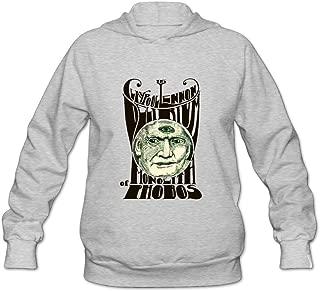 The Claypool Lennon Delirium 2016 Tour.png Hooded Sweatshirt For Women Black