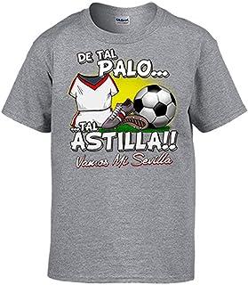 Camiseta De Tal Palo Tal Astilla Sevilla fútbol