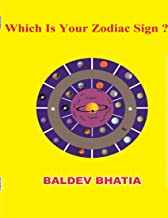 Which Is Your Zodiac Sign?