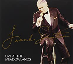 sinatra live at the meadowlands
