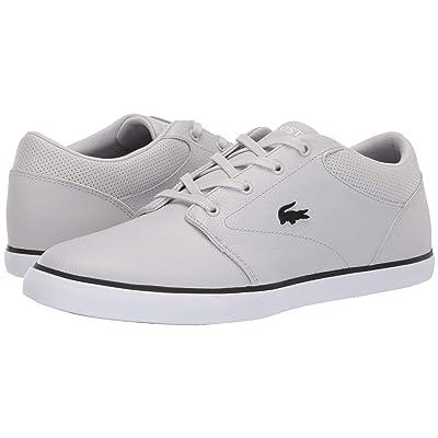 Lacoste Minzah 119 1 P CMA (Light Grey/White) Men