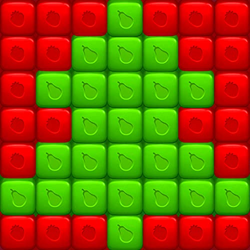 Fruit Cube Blast - Obstexplosion