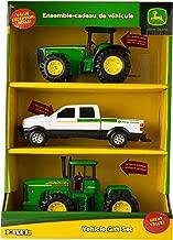 Ertl John Deere Vehicle Value Set, Pack of 3