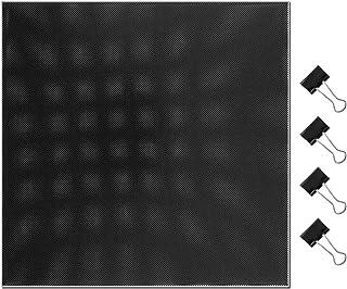 CNLOYUA Ender-3, Pro, Ender 3 V2, Ender-5, Pro 3D-printer, verwarmd glasplaat, met microporeuze coating, voor Creality 3D-...