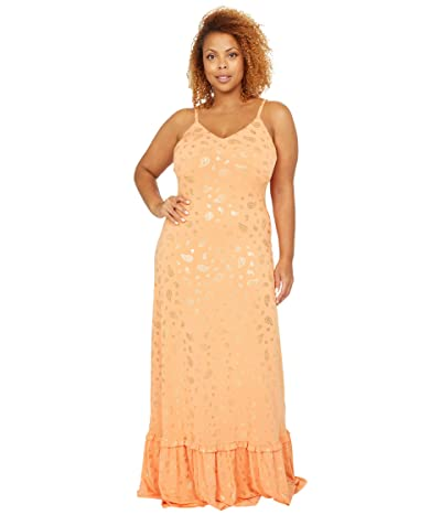 MICHAEL Michael Kors Paisley Foil Maxi Dress Women