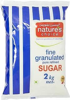 Nature's Choice Fine Granulated Sugar - 2 kg
