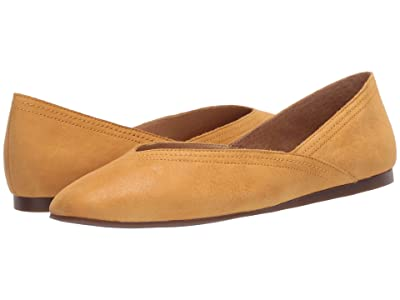 Lucky Brand Alba (Golden Rod) Women