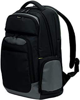 Targus CityGear 17.3-Inch Business and Professional Laptop Backpack for Travel and Commuter, Black (TCG670EU)