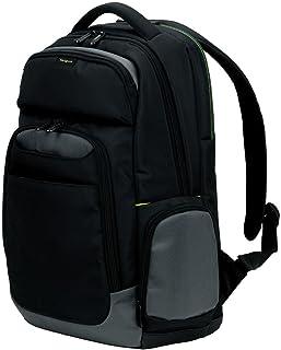 تاركوس سيتي جير 17.3 انش حقيبة ظهر احترافية للأعمال والسفر والنقل، اسود (TCG670EU)