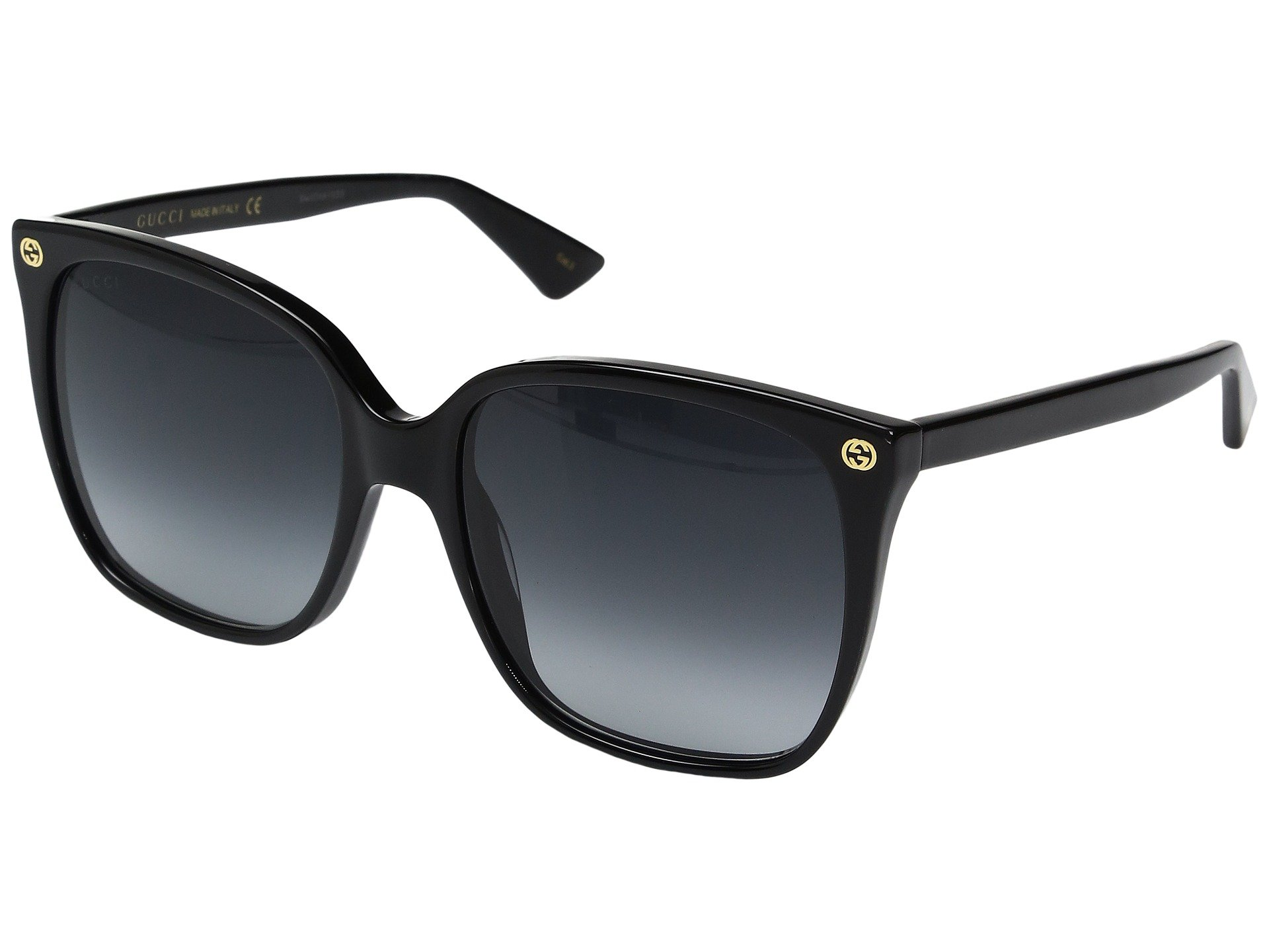 c9a45476318 Gucci GG0022S at Luxury.Zappos.com