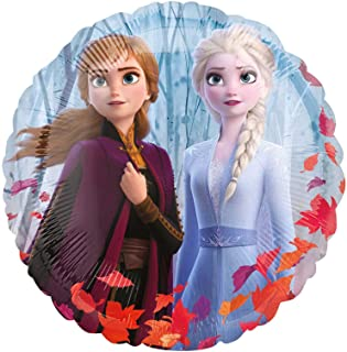 "Anagram 40386-02 17"" Frozen 2 Foil Balloon, Multicolor"
