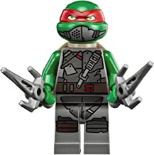 Lego Teenage Mutant Ninja Turtles Armored Raphael Minifigure