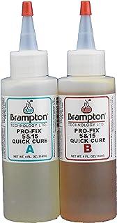 Brampton Epoxy PRO-FIX 5&15 Quick Cure - Golf Club Repair, 8 ounces