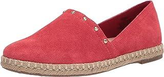 حذاء باليه مسطح للسيدات من Anne Klein لون مرجاني، 7. 5