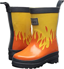 Hatley Kids - Demolition Derby Rain Boots (Toddler/Little Kid)