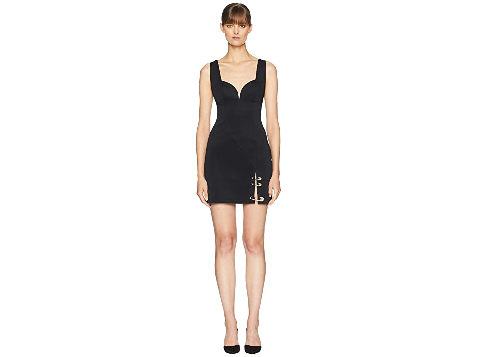 Versus Versace Abito Donna Jersey Dress (Black) Women