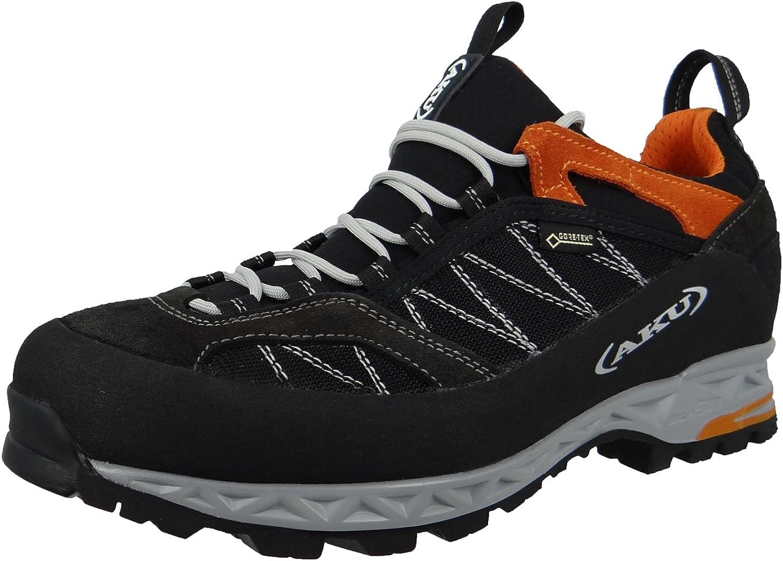 AKU Tengu Low GTX schuhe Men schwarz-Orange 2019 Schuhe