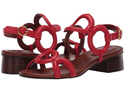See by Chloe Kara SB34143A (Texan Calf Cherry) Women