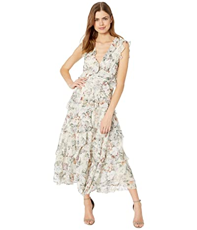Bardot Nelly Floral Dress (Ivory Floral) Women