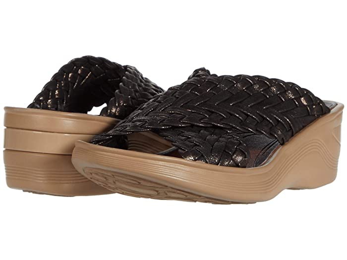 Bzees  Dainty (Bronze Braided) Womens Shoes