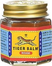 Mejor Balsamo Tigre Rojo