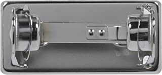 Georgia-Pacific 57220//01 GP Pro chrome metal 1-Roll Open Self-Locking Standard Bathroom Tissue Dispenser