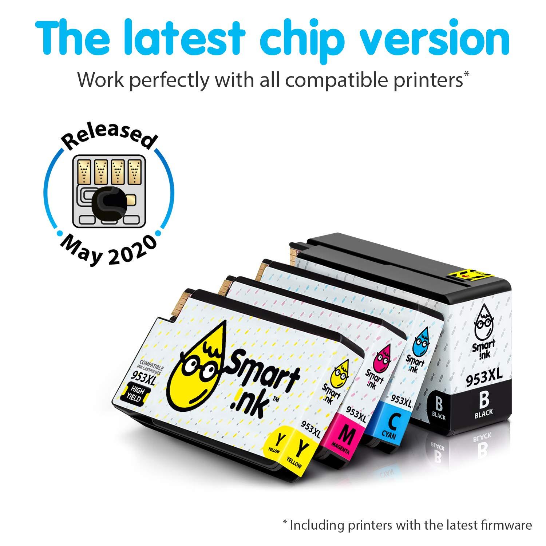 Smart Ink Reemplazo Compatible del Cartucho de Tinta HP 953 XL ...