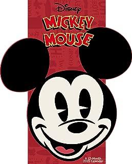 Disney Mickey Mouse Die Cut Wall Calendar (2015)