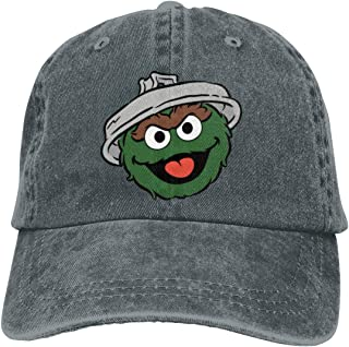 Best oscar the grouch baseball hat Reviews