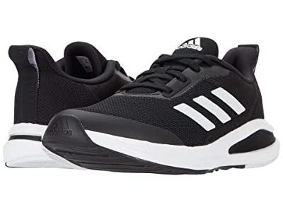 adidas Kids FortaRun (Little Kid/Big Kid) (Core Black/Core Black/Footwear White) Boys Shoes
