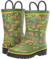 Vintage Tractors Rain Boot (Toddler/Little Kid)