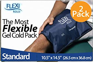 FlexiKold Gel Ice Pack (Standard Large: 10.5