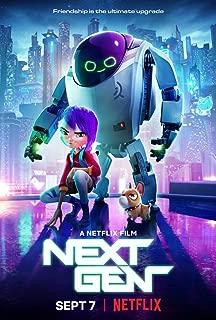 Next Gen Movie Poster 18'' x 28'' - by FINESTPRINT88