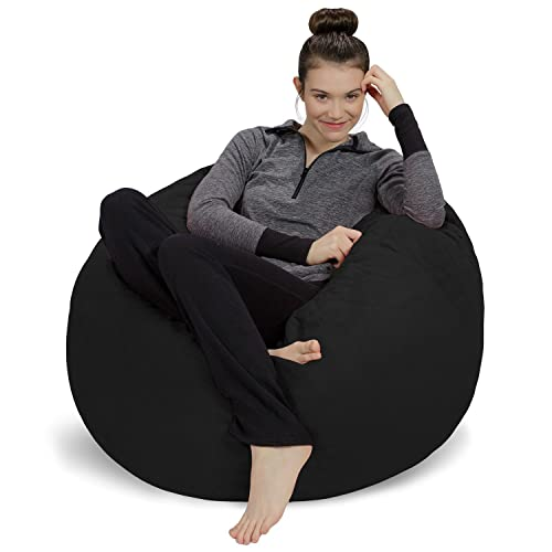 Sofa Sack   Plush, Ultra Soft Bean Bag Chair   Memory Foam Bean Bag Chair