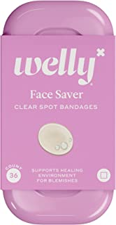 Welly Clear Bandage Spot 36 ct