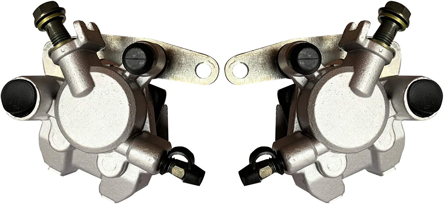 Motadin Minneapolis Mall Ranking TOP17 Front Brake Calipers compatible GRIZZLY with Yamaha 600