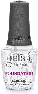 Harmony Gelish Soak Off UV LED Nail Polish Foundation Gel Base Coat 15ml