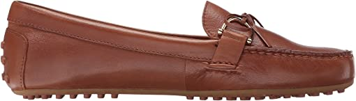 Deep Saddle Tan Super Soft Leather