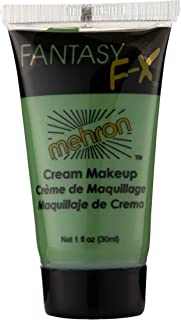 Mehron Makeup Fantasy F/X Water Based Face & Body Paint (1 oz) (GREEN)