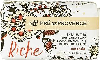 Pre de Provence Riche Shea Butter Vegetable Wrapped Soap (150 g) (Mint Leaf)