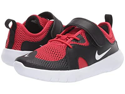 Nike Kids Flex Contact 3 (Little Kid) (University Red/White/Black) Kids Shoes