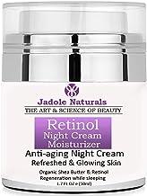 Beauty Retinol Moisturizer Night Cream for Face and Eye Area With Retinol, Hyaluronic Acid, vitamin e and Green Tea. Night Moisturizing