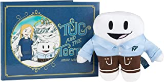 Tug and the Tooth Plush Fairy Toy with Backpack and Hardcover Tooth Fairy Book