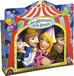 Amazon.it: marionette da mano Peluche: Giochi e giocattoli